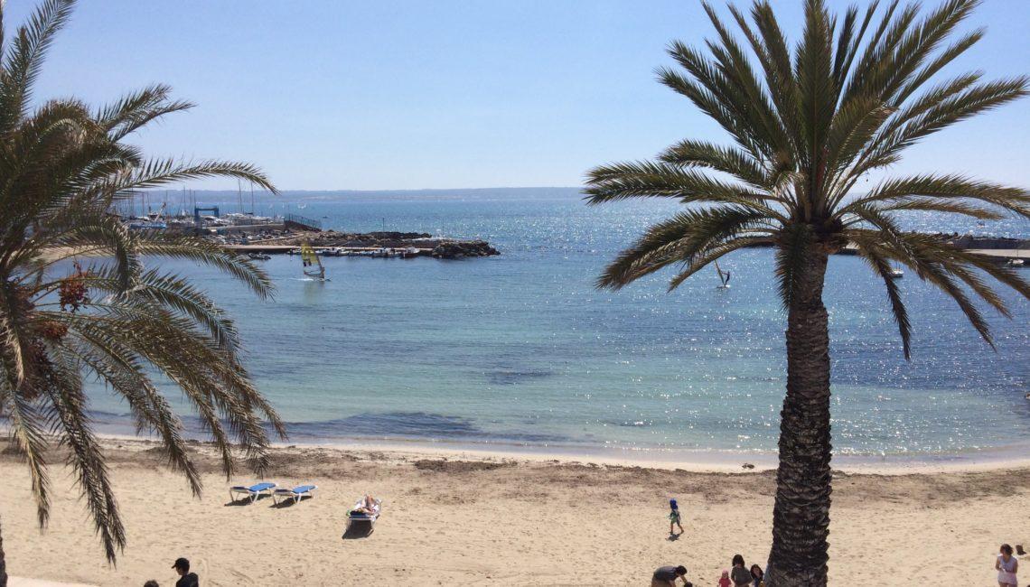 Mallorca - Aktiv Senior - härlig strand!