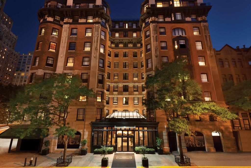 Hotel Belleclaire  West Th Street New York Ny