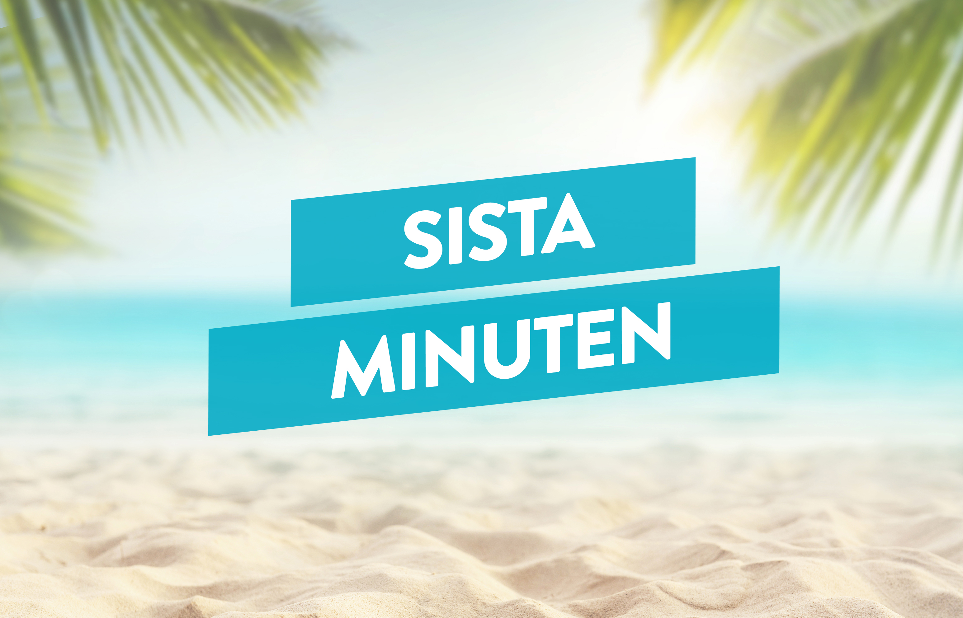 Sista Minuten Resor Springtime Travel